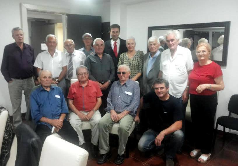 Sjednica Upravnog odbora SOBNOR-a Crne Gore južna regija