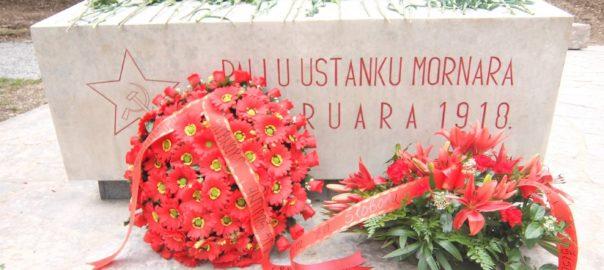 100 od pobune mornara u Boki Kotorskoj