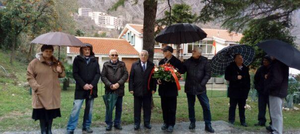 Posjeta spomen obilježju u Škaljarima