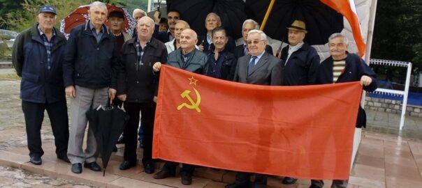 Obilježavanje Dana pobjede nad fašizmom - Kotor