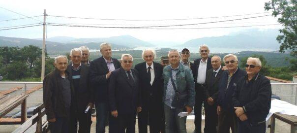 2. sjednica organizacionog odbora za obilježavanje 75 godina od formiranja I bokeljske NOU brigade