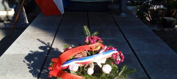 Evociranje uspomena na pale borce Orjenskog bataljona